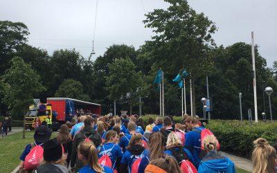 Aalborg blev mærket for livet, da godt 220 fra IHS Elevforening deltog i Landsstævnet